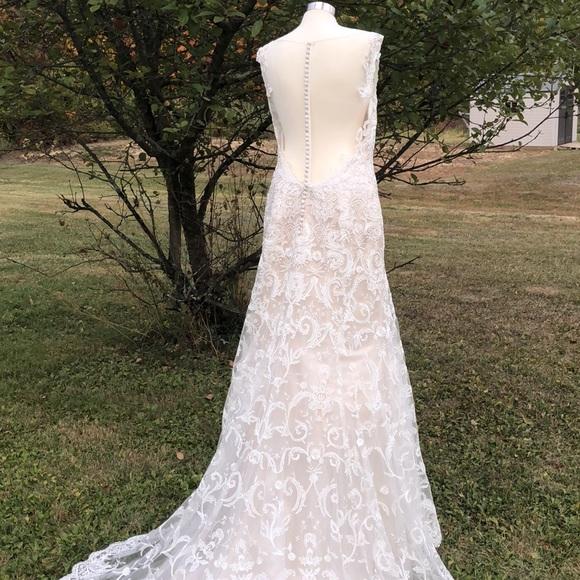 Maggie Soterro Wedding 👰🏼 dress